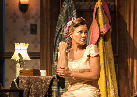 Vanessa Williams in the critically acclaimed, Tony-nominated Broadway revival of Horton Foote's American masterpiece 'The Trip to Bountiful' at the Ahmanson Theatre.<br />