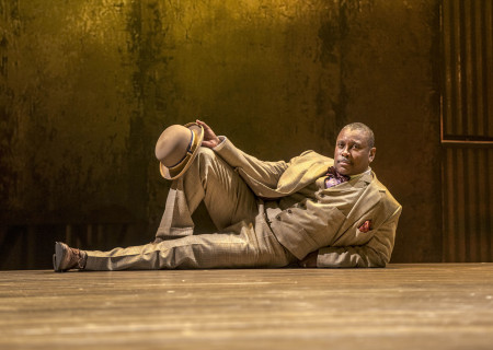 """Kingsley Leggs in """"The Gershwins' Porgy and Bess."""""""
