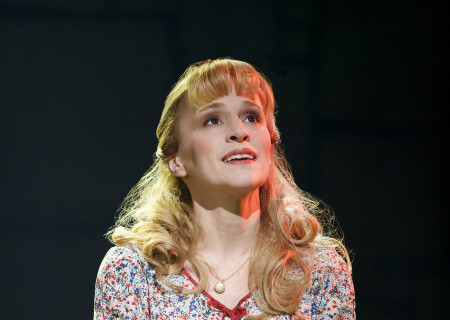 Jennifer Blood in the National Tour of 'Matilda The Musical' at the Ahmanson Theatre.<br />