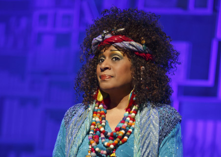 Ora Jones in the National Tour of 'Matilda The Musical' at the Ahmanson Theatre.<br />