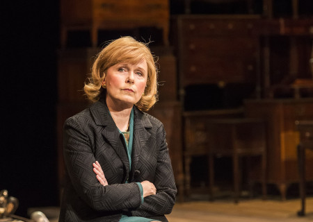 Kate Burton in Arthur Miller's classic drama 'The Price' at the Mark Taper Forum.