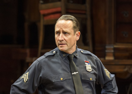 Sam Robards in Arthur Miller's classic drama 'The Price' at the Mark Taper Forum.