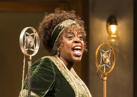 Lillias White in August Wilson's 'Ma Rainey's Black Bottom.'