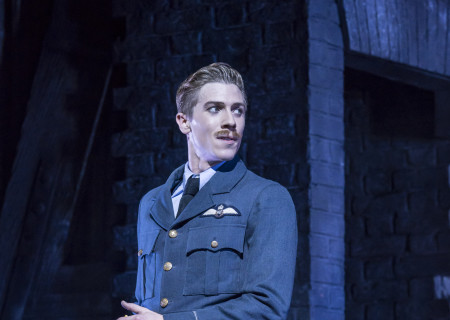 """Andrew Monaghan in Matthew Bourne's """"Cinderella,"""" which will be presented by Center Theatre Group at the Ahmanson Theatre February 5 through March 10, 2019. For tickets and information, please visit CenterTheatreGroup.org or call (213) 972-4400. Press Contact: CTGMedia@CTGLA.org / (213) 972-7376. Photo by Johan Persson."""
