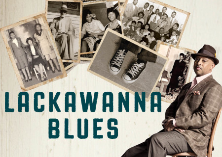 """Ruben Santiago-Hudson will perform his """"Lackawanna Blues"""" March 5 through April 21 at the Mark Taper Forum. For tickets and information, please visit CenterTheatreGroup.org or call (213) 628-2772. Press Contact: CTGMedia@CTGLA.org / (213) 972-7376. Composite photo by Benedict Evans."""