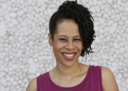 "Playwright Dominique Morisseau, whose new play ""Confederates"" will be presented as part of Center Theatre Group's annual L.A. Writers' Workshop Festival on June 29 at the Kirk Douglas Theatre. Media Contact: CTGMedia@CTGLA.org / (213) 972-7376. Photo by Ryan Miller/Capture Imaging."