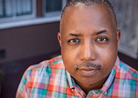 Kemp Powers is a participant in Center Theatre Group's 2019-2020 L.A. Writers' Workshop. Media Contact: CTGMedia@CTGLA.org / (213) 972-7376. Photo by Damu Malik.