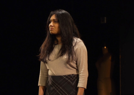 Reva Pau performs in the 2021 August Wilson Monologue Competition (AWMC) Los Angeles Regional Finals hosted virtually by Center Theatre Group at the Kirk Douglas Theatre. Media Contact: (213) 972-7376 / CTGMedia@ctgla.org.