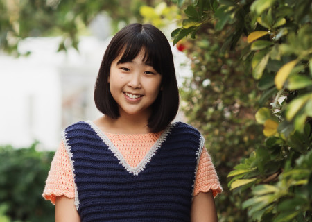 Hailey Soomin Lee will participate in the regional finals for the 2021 August Wilson Monologue Competition (AWMC) to be held virtually with participants performing on the stage of the Kirk Douglas Theatre in early March and streamed during the live event on March 23, 2021. Media Contact: (213) 972-7376 / CTGMedia@CTGLA.org. Photo by Ericka Kreutz.