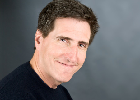 """Playwright Paul Rudnick. Rudnick's """"Big Night"""" will be part of the 2017-2018 season at Center Theatre Group's Kirk Douglas Theatre. Directed by Walter Bobbie, """"Big Night"""" runs September 3 through October 1, 2017. For season tickets and information, please visit CenterTheatreGroup.org or call (213) 972-4444. Media Contact: CTGMedia@CTGLA.org / (213) 972-7376. Photo by Michael Mahoney."""