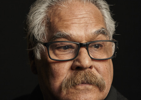 """Luis Valdez, whose play """"Valley of the Heart"""" will be part of Center Theatre Group's 2018-2019 season at the Mark Taper Forum. Directed by Valdez, """"Valley of the Heart"""" runs October 30 through December 9, 2018. For season tickets and information, please visit CenterTheatreGroup.org or call (213) 972-4444. Media Contact: CTGMedia@CTGLA.org / (213) 972-7376. Photo by Brad Torchia."""