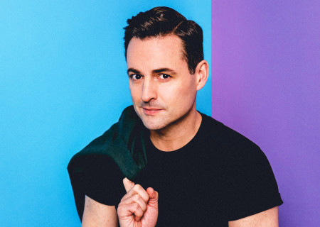 """Max von Essen will perform in """"A Grand Night"""" Gala at Center Theatre Group/Mark Taper Forum. For dinner tickets, call (213) 972-3192 or email gala@ctgla.org. Performance only tickets are available for purchase on our website at CTGLA.org/AGrandNight. Media Contact: CTGMedia@CTGLA.org / (213) 972-7376. Photo by Marc J. Franklin."""