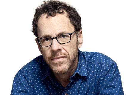 """Ethan Coen, whose collection of one acts """"A Play Is a Poem"""" will have its world premiere as part of Center Theatre Group's 2019 – 2020 season at the Mark Taper Forum. Directed by Neil Pepe, """"A Play Is a Poem"""" runs September 11 through October 13, 2019. For season tickets and information, please visit CenterTheatreGroup.org or call (213) 972-4444. Media Contact: CTGMedia@CTGLA.org / (213) 972-7376. Photo by Benedict Evans."""