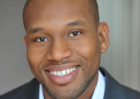 Tyrone Davis, Center Theatre Group Associate Artistic Director. Photo by Marc Cartwright.