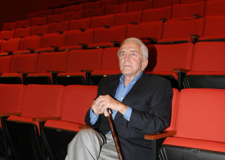 Kirk Douglas at the Center Theatre Group's Kirk Douglas Theatre Dedication and Celebration. Photo by Ryan Miller/Capture Imaging