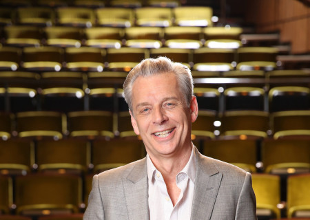 Center Theatre Group Artistic Director Michael Ritchie.