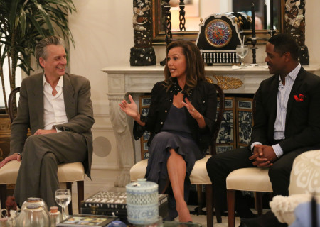 L to R: Michael Ritchie, Vanessa Williams and Blair Underwood.
