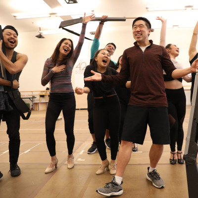 For David Henry Hwang, conflicted feelings about 'The King and I' inspire the ambitious 'Soft Power'