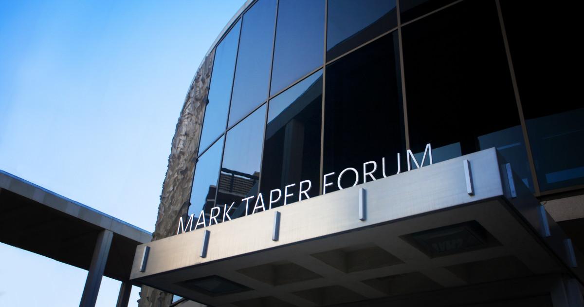 Mark Taper Forum | Center Theatre Group