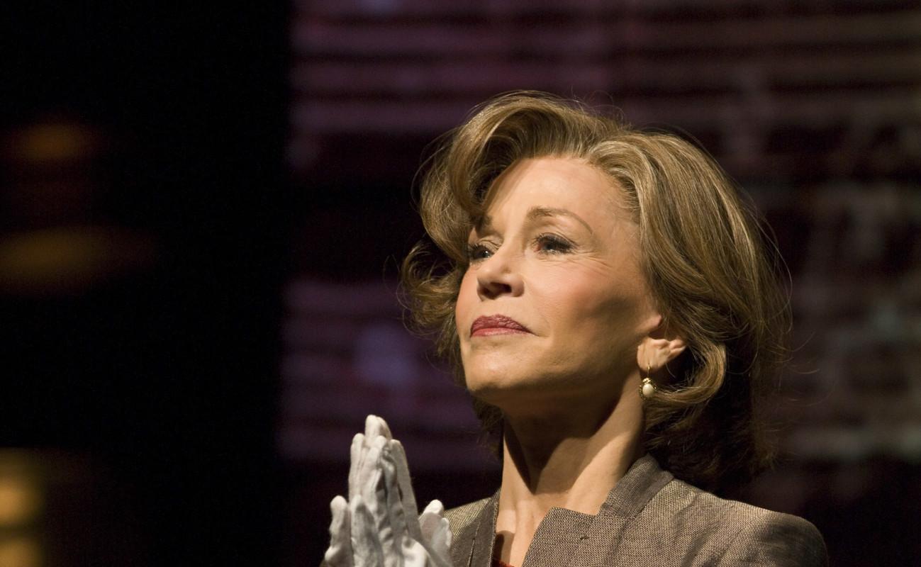 Jane Fonda in '33 Variations.'