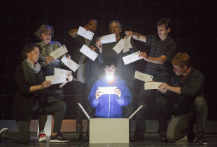 'The Curious Incident of the Dog in the Night-Time'