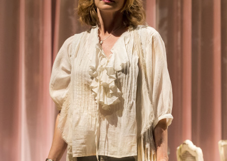 "Sharon Lawrence in ""The Mystery of Love &amp; Sex"" at the Center Theatre Group/Mark Taper Forum. Written by Bathsheba Doran and directed by Robert Egan, ""The Mystery of Love &amp; Sex"" plays February 10 – March 20, 2016, at the Center Theatre Group/Mark Taper Forum. For tickets and information, please visit CenterTheatreGroup.org or call (213) 628-2772.  <br />