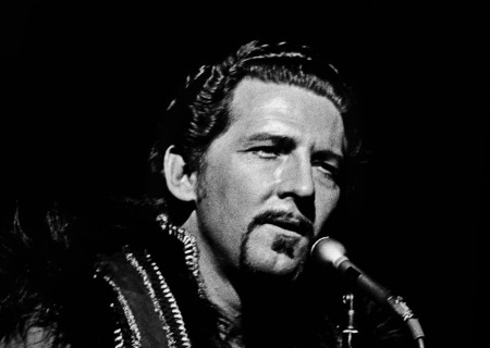 Jerry Lee Lewis as Iago in 'Catch My Soul'