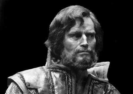 Charlton Heston in 'Macbeth.'