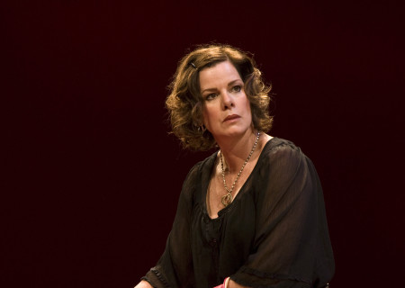 Marcia Gay Harden in 'God of Carnage.'