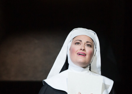 "Ashley Brown plays The Mother Abbess in the national tour of Rodgers & Hammerstein's ""The Sound of Music,"" directed by Jack O'Brien, now playing at the Center Theatre Group/Ahmanson Theatre through October 31, 2015. Tickets are available at CenterTheatreGroup.org or by calling (213) 972-4400.	<br />