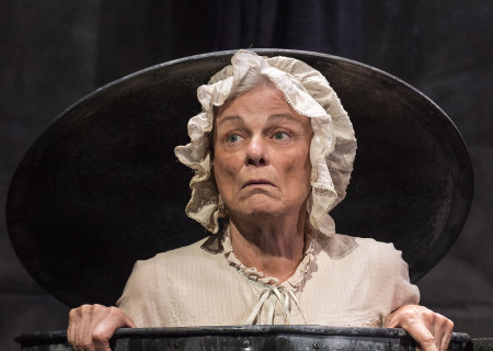 "Anne Gee Byrd in ""Endgame."" Written by Samuel Beckett and directed by Alan Mandell, ""Endgame"" plays through May 22, 2016, at Center Theatre Group's Kirk Douglas Theatre. For tickets and information, please visit CenterTheatreGroup.org or call (213) 628-2772. <br />