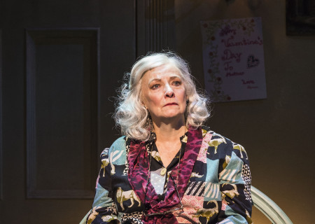 "Betty Buckley in ""Grey Gardens"" The Musical. Directed by Michael Wilson, ""Grey Gardens"" plays at Center Theatre Group/Ahmanson Theatre through August 14, 2016. The book is by Doug Wright, music by Scott Frankel and lyrics by Michael Korie. ""Grey Gardens"" is based on the film by David Maysles, Albert Maysles, Ellen Hovde, Muffie Meyer and Susan Froemke. For tickets and information, please visit CenterTheatreGroup.org or call (213) 972-4400. Contact: CTGMedia@ctgla.org / (213) 972-7376.<br />