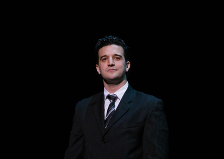 "Mark Ballas in the national tour of ""Jersey Boys,"" which plays May 16 through June 24, 2017, at Center Theatre Group/Ahmanson Theatre. For tickets and information, please visit CenterTheatreGroup.org or call (213) 972-4400. Media Contact: CTGMedia@CTGLA.org / (213) 972-7376. Photo by Jeremy Daniel."