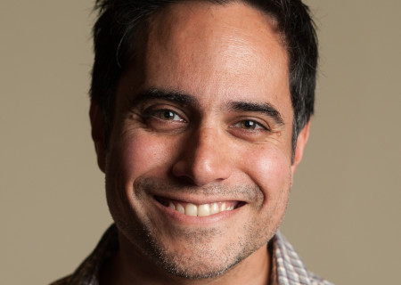 """Rajiv Joseph, whose play """"Archduke"""" will have its world premiere in Center Theatre Group/Mark Taper Forum's 2017-2018 season at the Los Angeles Music Center. Directed by Giovanna Sardelli, """"Archduke"""" will play April 18 through May 28, 2017. Tickets for the Mark Taper Forum's 50th anniversary season are currently available by season ticket membership only.  For information and to charge season tickets by phone, call the Exclusive Season Ticket Hotline at (213) 972-4444. To purchase season memberships online, visit www.CenterTheatreGroup.org/Taper. Contact: CTGMedia@ctgla.org / (213) 972-7376. Photo by Rohit Chandra."""