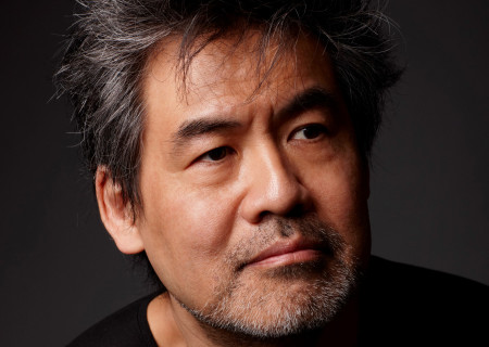 """David Henry Hwang, whose play """"Soft Power"""" will have its world premiere in Center Theatre Group/Mark Taper Forum's 2017-2018 season at the Los Angeles Music Center. Directed by Leigh Silverman, """"Soft Power"""" will play April 4 through May 13, 2018. Tickets for the Mark Taper Forum's 50th anniversary season are currently available by season ticket membership only. For information and to charge season tickets by phone, call the Exclusive Season Ticket Hotline at (213) 972-4444. To purchase season memberships online, visit www.CenterTheatreGroup.org/Taper. Contact: CTGMedia@ctgla.org / (213) 972-7376. Photo by Gregory Costanzo."""