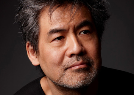 """Playwright David Henry Hwang. Hwang's """"Soft Power"""" will have its world premiere in Center Theatre Group's 2017-2018 season at the Ahmanson Theatre and will play May 3 through June 10, 2018. For season tickets and information, please visit CenterTheatreGroup.org or call (213) 972-4444. Press Contact: CTGMedia@CTGLA.org / (213) 972-7376. Photo by Gregory Costanzo."""