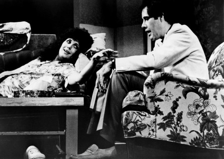 Lucie Arnaz and Robert Klein in 'They're Playing Our Song'