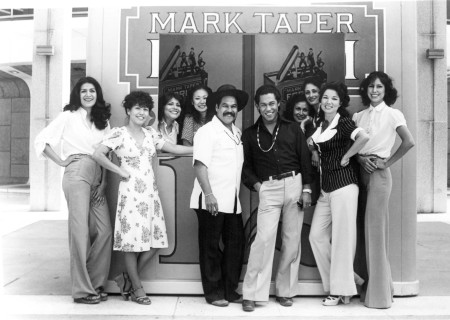 "The cast of ""Zoot Suit"" at the Mark Taper Forum in 1978. Written and directed by Luis Valdez and presented in association with El Teatro Campesino, the revival of ""Zoot Suit"" will play January 31 through March 12, 2017, as part of Center Theatre Group/Mark Taper Forum's 2017-2018 season at the Los Angeles Music Center. Tickets for the Mark Taper Forum's 50th anniversary season are currently available by season ticket membership only. For information and to charge season tickets by phone, call the Exclusive Season Ticket Hotline at (213) 972-4444. To purchase season memberships online, visit www.CenterTheatreGroup.org/Taper. Contact: CTGMedia@ctgla.org / (213) 972-7376."