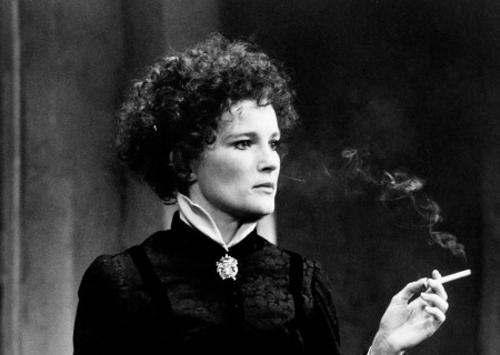 "Kate Mulgrew in ""Hedda Gabler."""
