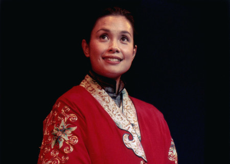 Lea Salonga in 'Flower Drum Song.'