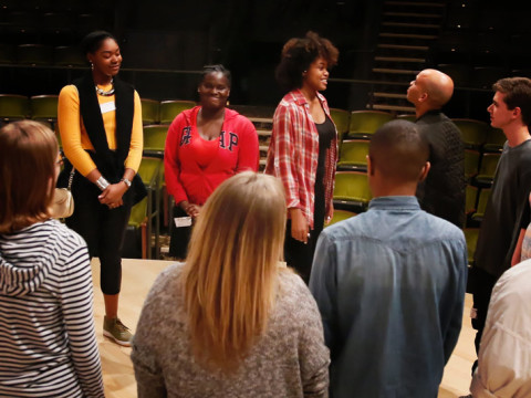 August Wilson Monologue Competition Intro Workshop
