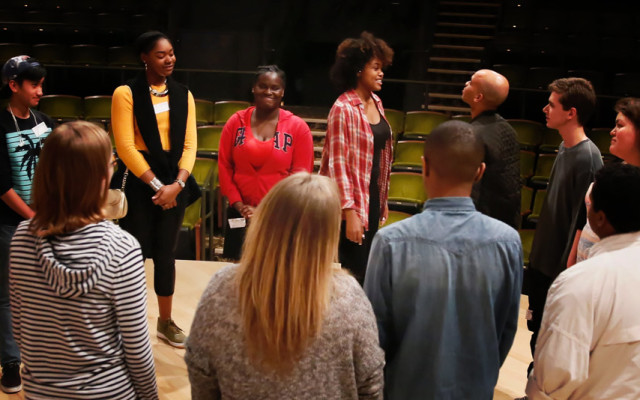 August Wilson Monologue Competition