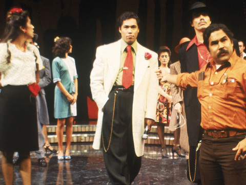 The return of 'Zoot Suit': downSTAGE with The Frame