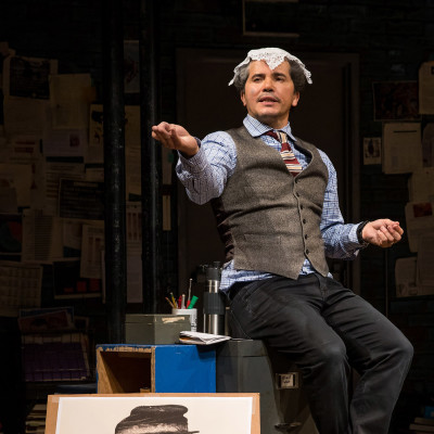 John Leguizamo's Required Reading List