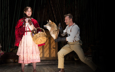 Discover 'Into The Woods'