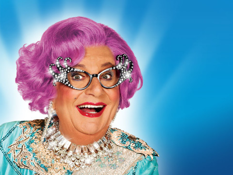 Dame Edna's Glorious Goodbye