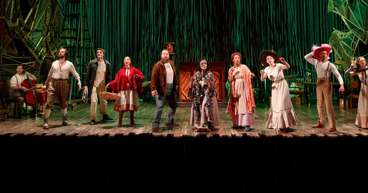 Into The Woods | Center Theatre Group