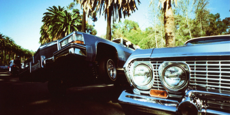 Top Five Cruising Boulevards Of LA Center Theatre Group - San gabriel mission car show
