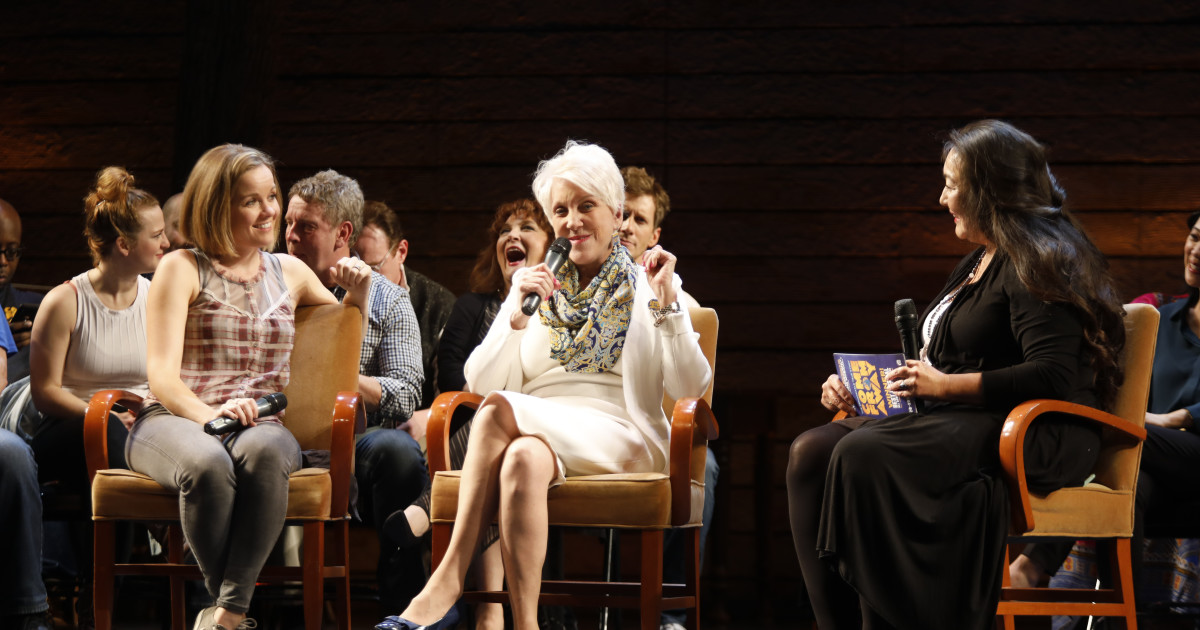 Theatre Q and A with Beverly Bass