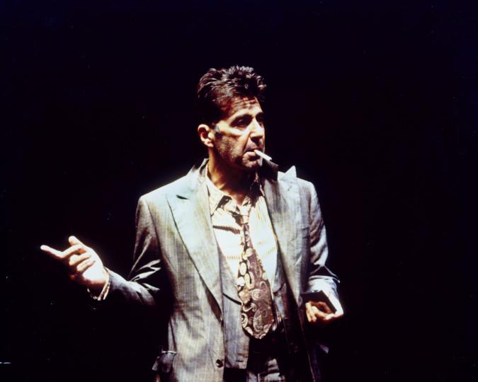 Al Pacino in Hughie